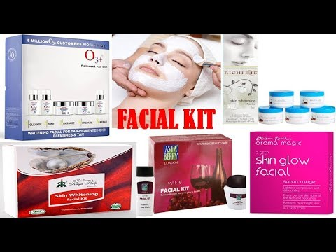 Top 10 Best Facial kits in India with Price