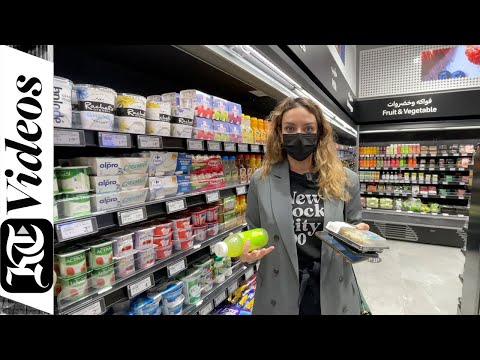 Star Tech: No check-out at UAE's first AI grocery store