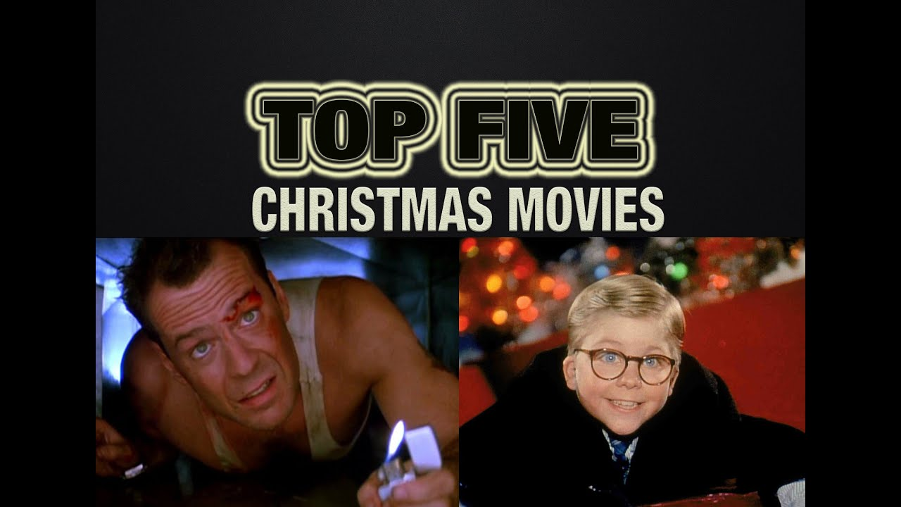 Top 5 Christmas Movies - Schmoes Know - YouTube