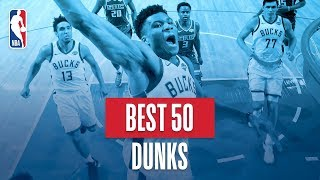 Download NBA's Best 50 Dunks | 2018-19 NBA Regular Season Mp3 and Videos