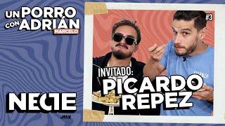 Un porro con Adrián Marcelo y Picardo Repez   Necte.mx