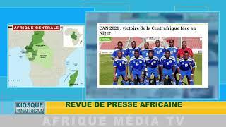 KIOSQUE PANAFRICAIN DU 16 10 2019
