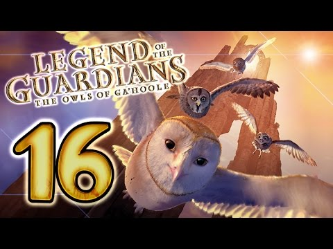 Legend of the Guardians: The Owls of Ga'Hoole Walkthrough Part 16 (PS3, X360, Wii) Ending