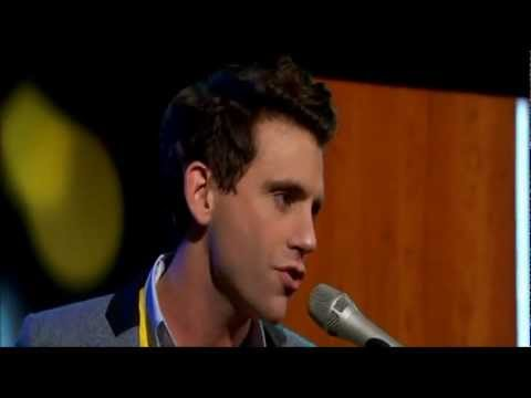 Mika - Origin of Love - Acoustic (The Review Show)