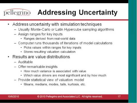 Using Simulation Techniques in Litigation - Palisade Webcast