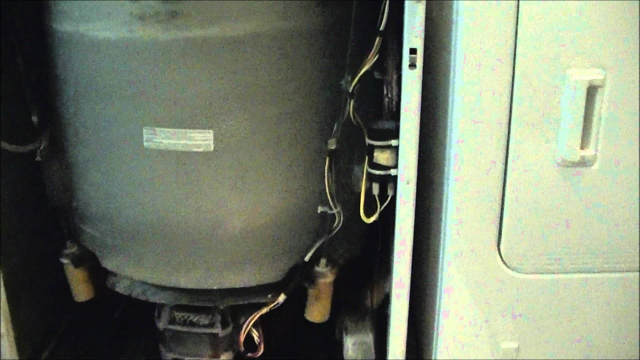 Harmony Washer And Dryer My Ge Profile Washing Machine Leaking Youtube