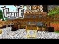 Gasthaus / Wirtshaus! Geheime Mission bei Zinus! - Minecraft CASTLE #14 - Ancient Warfare 2 Mod