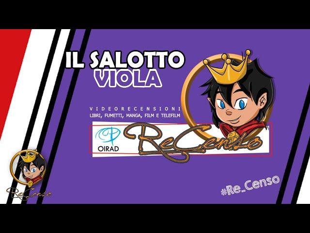 @Re_Censo Iscriviti al canale del Salotto VIOLA!