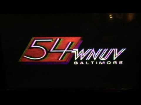 Super TV logoff Channel 54 Baltimore