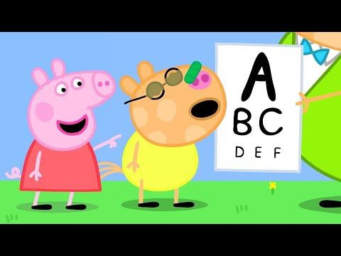 Peppa Pig Official Channel   Pedro's Glasses Are Not Working