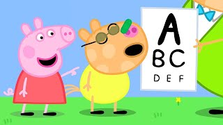Peppa Pig Official Channel | Pedro's Glasses Are Not Working