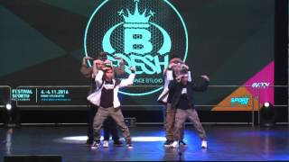 THE TOP OF B-FRESH - Dance Life Expo 2016