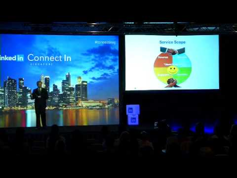 Creating Opportunity for Talent | ConnectIn Singapore 2014