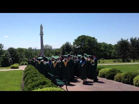 Lansdale Catholic High School Graduation Class of 2013