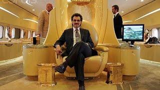تعرف على ممتلكات الوليد بن طلال | أغنى رجل في العالم العربي؟