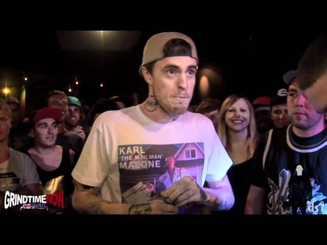 Watch: 360 vs Kerser Rap Battle (Exclusive) - Music Feeds