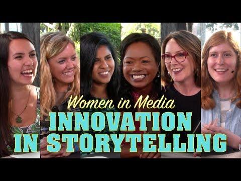 Innovation in Storytelling ft. Trisha Hershberger - SDCC 2017
