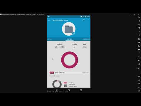BitDefender Free Anti-Virus Test And Review (Android Anti-Virus Test)
