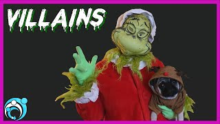 Villains The Grinch Broke Into Our House | Thumbs Up Family