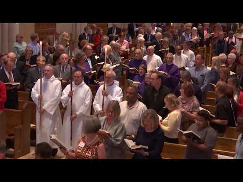 2017 VGEC Annual Conference: Sunday Holy Eucharist