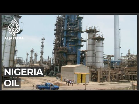 Nigeria begins modernising oil refineries