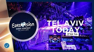TEL AVIV TODAY - 6 MAY 2019 - Second Semi-Finalists rehearse for the first time - Eurovision 2019