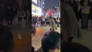 홍대 버스킹 크리스탈볼 직캠 [MIK]