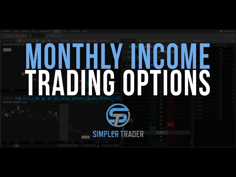 How To Create Monthly Income - TDAmeritrade ThinkOrSwim Tutorial