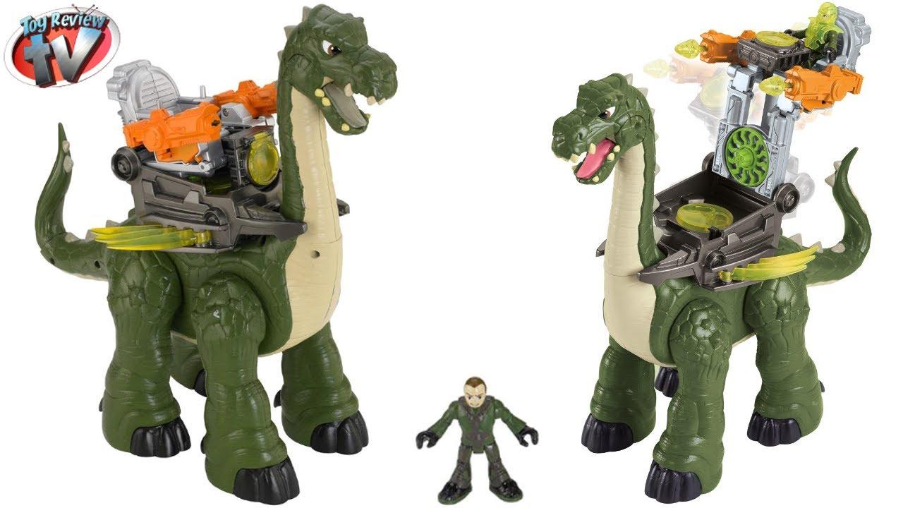 Replacement Projectiles Mattel Fisher Price Mega Apatosaurus