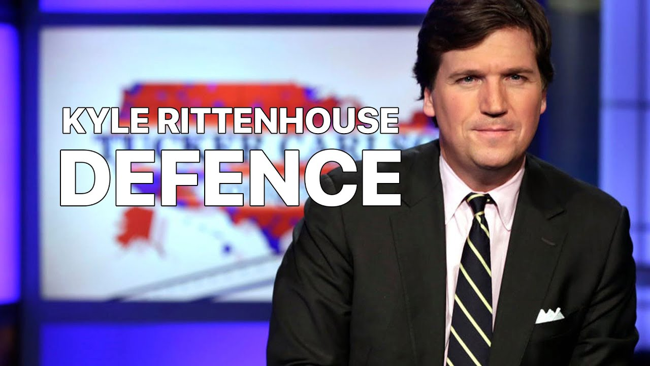 Kyle Rittenhouse was trying to 'maintain order,' Tucker Carlson says