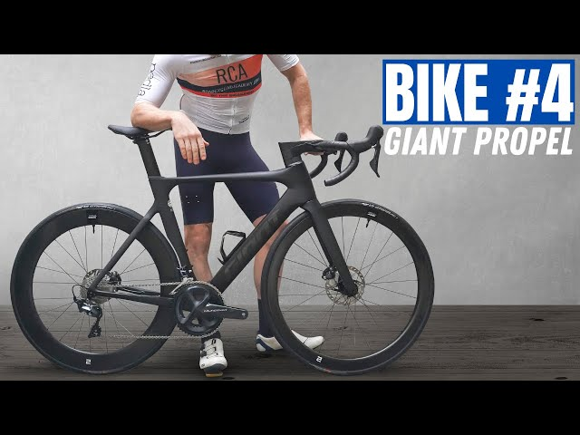 I Officially Have a Bike Buying Problem! (& Why I bought a Giant Propel)