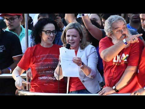 فرانس 24:Jailed Lula registers to run for Brazil presidency