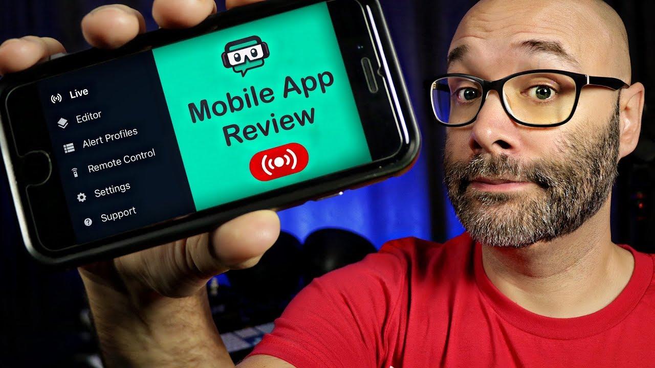 Streamlabs Mobile App (Mobile Live Streaming)