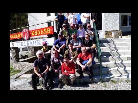 """Club Fred"" ELBRUS 2014 a ski mountaineering trip to Europe´s highest Peak"
