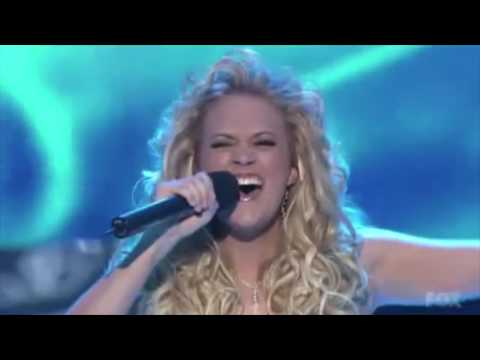 Carrie Underwood-MacArthur Park