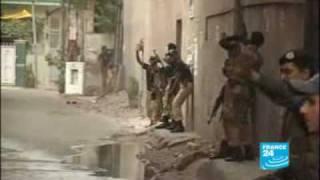 France24 - Plusieurs dizaines de morts dans l'attaque de deux mosquées à Lahore.flv