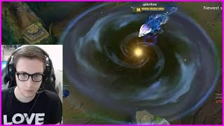 How Many Targets Can Bjergsen Hit? Dyrus QT Shiphtur Scarra Voyboy Comms - Best of LoL Streams #113