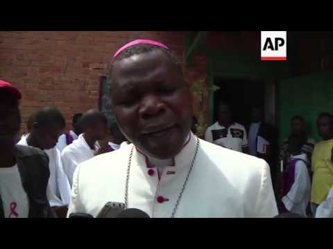Bangui archbishop appeals for calm, French troops in capital