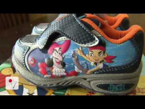 7250a8eb772 Payless Pulls Light-up Sneakers After Fire - YouTube