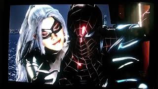 Spider Man PS4 DLC THE HEIST Spider & The Cat Part 5