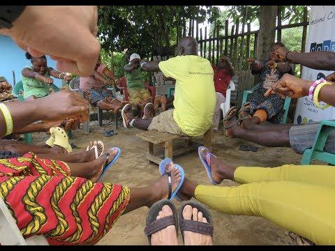 Treating PTSD in post-Ebola Liberia