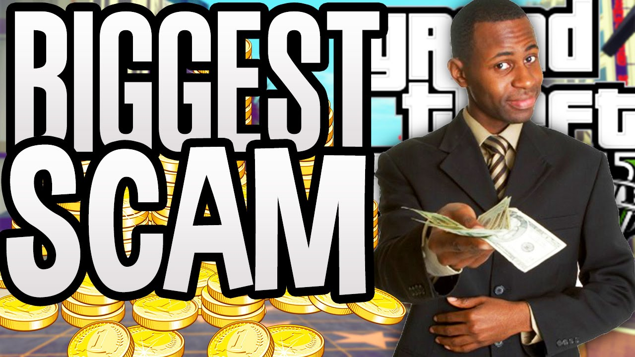 THE BIGGEST FREE GTA 5 MONEY SCAM IN THE COMMUNITY (GTA Online Players  Refund Scam Rockstar Games)