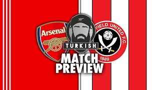 ARSENAL vs SHEFFIELD UTD MATCH PREVIEW 📝 | CONNECTING WITH THE FANS‼️ | LINEUP | PREDICTION