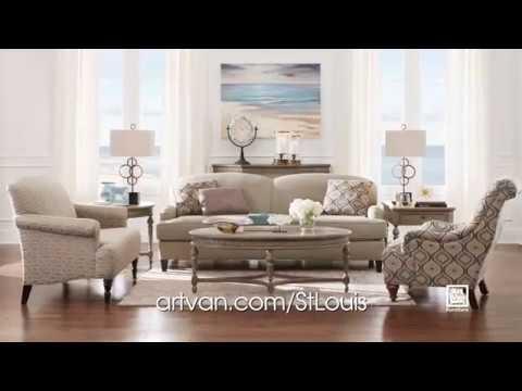 Art Van Furniture St. Louis Custom Designs