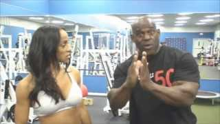 "Vince Taylor's POWERBALLz Training Video ""It Trains Every Thing"" !"