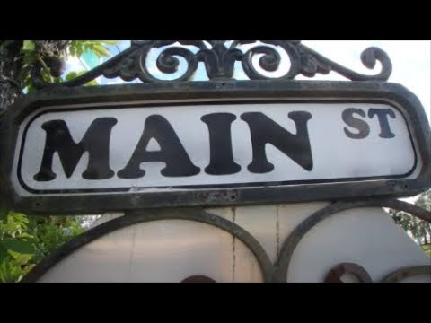 Metal Detecting Small Town Main Street