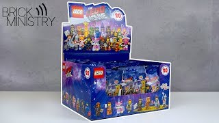 🗽 ВСЕ Минифигурки LEGO Movie 2 [71023]