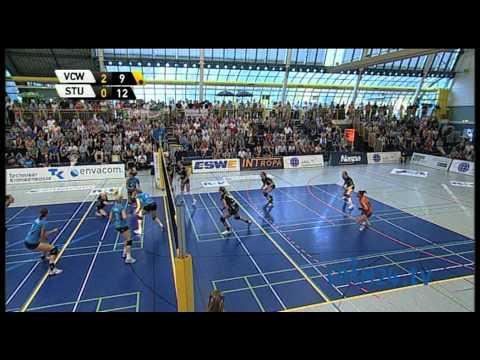 Volleyball VC Wiesbaden - Smart Allianz Stuttgart Teil 6