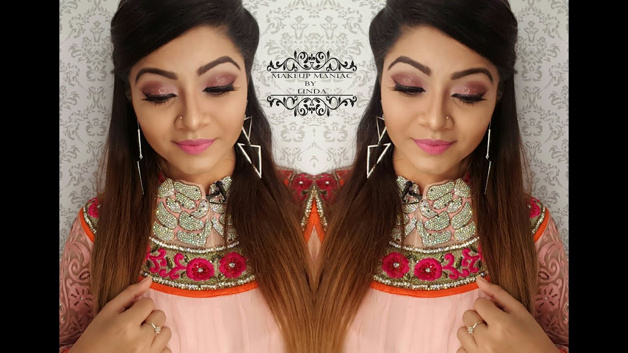 Pink Party Makeup Tutorial Soft