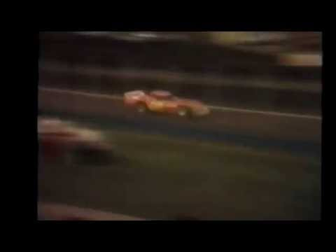 1985 races at Dakota State Fair Speedway #6 sportsman main event